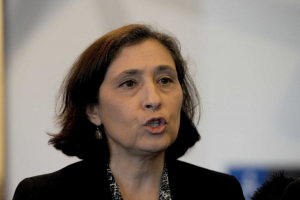 Energy Minister, Lily D'Ambrosio